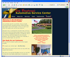Jim Boudreaus Automotive Service Center