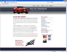 Pace Car Automotive